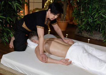 Yaowares - masaż pleców, ramion, szyi i głowy 30 minut