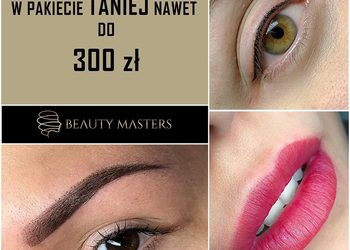 Beauty Masters Studio - pakiet 3 zabiegów