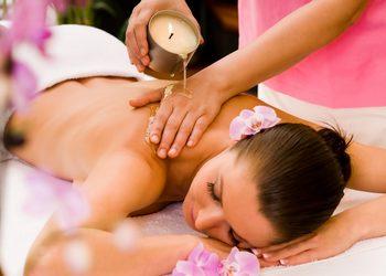 Masu Masu - masaż świecą aromatyczną