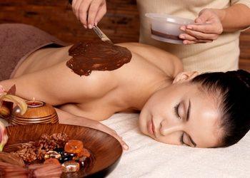 Masu Masu - masaż ciepłą czekoladą