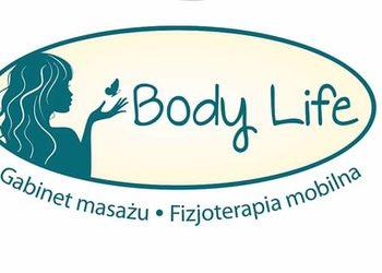 Body Life gabinet masażu Fizjoterapia mobilna