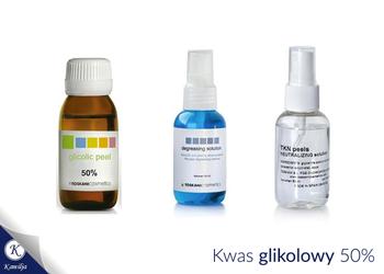 GABINET KOSMETOLOGICZNY KAMILJA - kwas glikolowy 50%