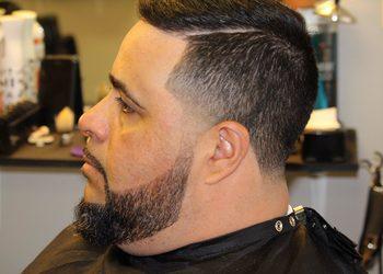 Salon fryzjerski kosmetyczny She & He - boki