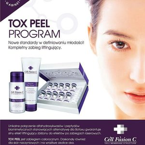 Klinika N-Symbiosis Med - TOX PEEL silna alternatywa botoksu