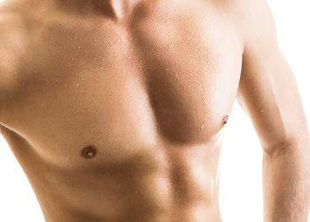 MODERN ESTETIQUE - depilacja woskiem klatka piersiowa