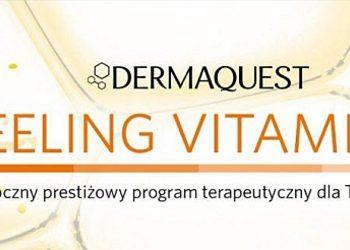 Klinika N-Symbiosis Med - peeling vitamin c dermaquest - kuracja - silne rozjaśnienie, redukcja przebarwień, fotoprotekcja i antyoksydacja, etc