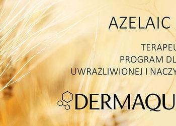 Klinika N-Symbiosis Med - azelaicpeel dermaquest - kuracja dla cery wrażliwej, naczyniowej, trądzikowej z redukcją stanów zapalnych