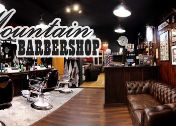 """OldMountain"" BARBERSHOP"