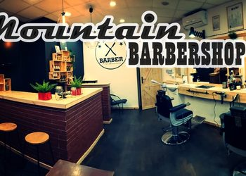 OldMountain Barbershop Żywiec