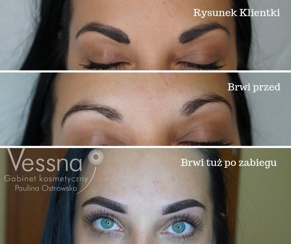 Vessna gabinet kosmetyczny Paulina Ostrowska - galeria zdjęć
