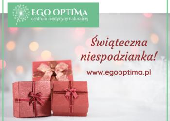 EgoOptima Centrum Medycyny Naturalnej - niespodzianka