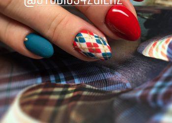 Studio54 - manicure hybrydowy 1 kolor | mh1k