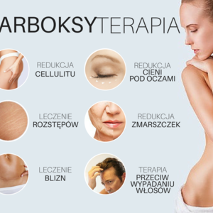 Instytut Kosmetologii Maeve - KARBOKSYTERAPIA CO2 - Carboxytherapy TM DUAL MC2