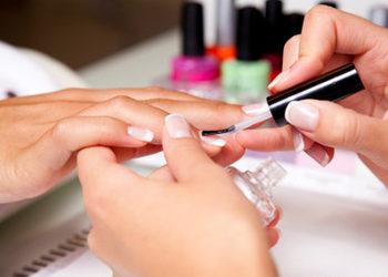 """Salon """"EVITA"""" - manicure + french"""