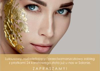 """Salon Urody """"Livrette"""" - luksusowy zabieg z 24 karatowym złotem"""