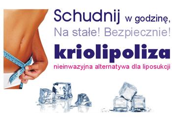 """Instytut Urody Fantastic Body - kriolipoliza 4 przyłożenia w promocji """"noworoczne porządki"""""""