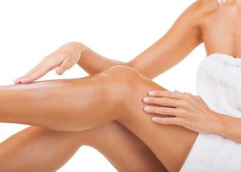 Salon fryzjerski kosmetyczny She & He - depilacja woskiem całe nogi+linia bikini