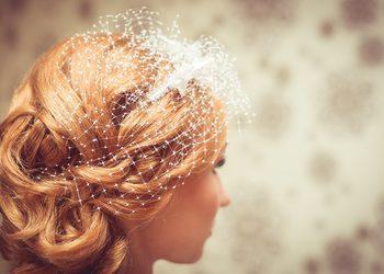 Salon fryzjerski O'la w Galerii Szperk - fryzura ślubna