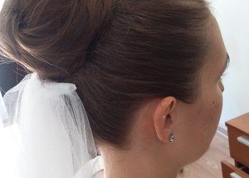 Studio Milion - fryzura ślubna