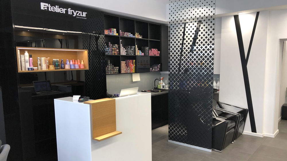 """Salon fryzjerski """"Atelier Fryzur"""" - galeria zdjęć"""