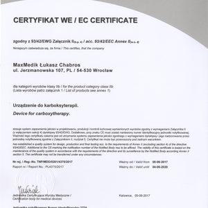Instytut Kosmetologii Pielęgnacyjnej Skin - Karboksyterapia- Carboxytherapy Medika