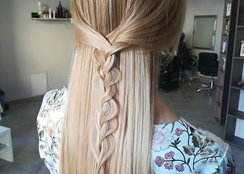 Passion & Hair - przekładka włosów  przedłużonych lub zagęszczonych