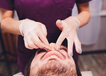 Centrum Kosmetologii Kirey Gliwice - depilacja woskiem lycon - uszy/nos