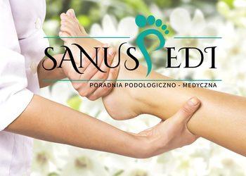 Sanus Pedi - poradnia podologiczno medyczna