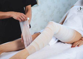 Yasumi Łódź Widzew - hõtai body wrap - modelowanie sylwetki bandażami