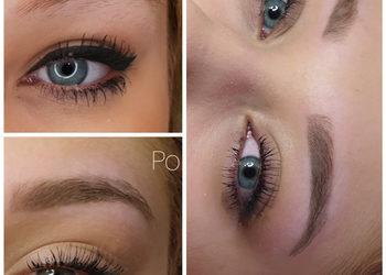 Vessna gabinet kosmetyczny Paulina Ostrowska - makijaż permanentny brwi