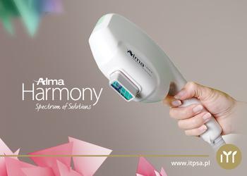 Gabinet Dermatologiczny -  laser alma dvl usuwanie rumienia -twarz i szyja