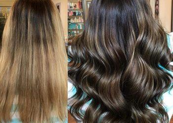 For Hair Hotel Renaissance Okęcie - koloryzacja całych włosów/color ,cut,blow dry