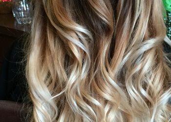 For Hair Hotel Renaissance Okęcie - koloryzacja z sombre/fondre/color and sombre