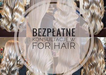 Salon fryzjerski For Hair Hotel Renaissance Airport Okęcie - konsultacja kolorystyczna