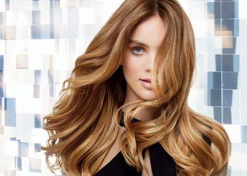 Salon fryzjerski O'la w Galerii Szperk - fryzura dzienna włosy długie