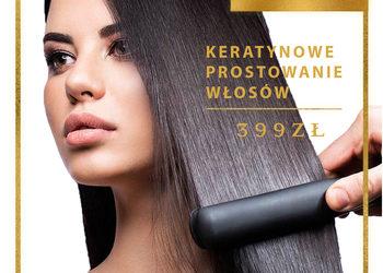 J'adore Instytut Kraków - keratynowe prostowanie włosów promocja! / keratin treatment for hair