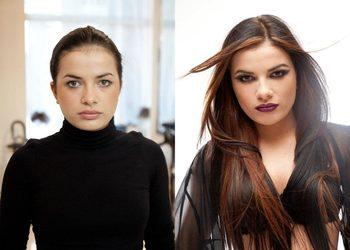 Salon Fryzjerski Rerusso - farbowanie i balejaż  włosy długie(strzyżenie i stylizacja - gratis)