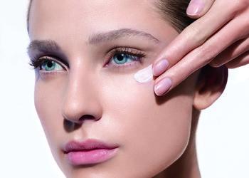 Marionette Salon Expert L'Oreal Koloryzacja Baleyage Sombre Fryzjer Kosmetyka Kraków - zabieg pielęgnacyjny eye contour - institut esthederm