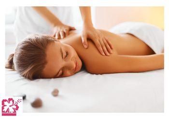 Body & Mind massage by HANKA KRASZCZYŃSKA - 13 masaż relaksacyjny 60min / relaxation massage 60 mins
