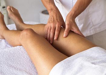 Body & Mind massage by HANKA KRASZCZYŃSKA - drenaż limfatyczny nóg / lymphatic drainage for legs