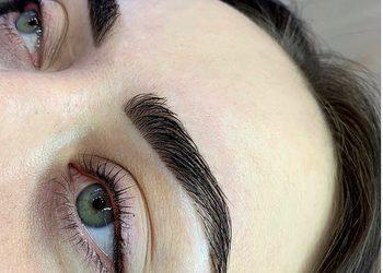 XOXO Academy - farbowanie brwi brow henna+ regulacja