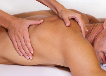 Body & Mind massage by HANKA KRASZCZYŃSKA - 07 masaż częściowy ( pleców) / partial massage