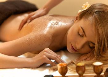 Body & Mind massage by HANKA KRASZCZYŃSKA - 22 zabieg na ciało kozie mleko / goat milk and lychee body treatment