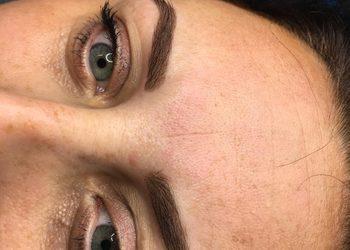 """Salon """"EVITA"""" - henna pudrowa mayamy brow"""
