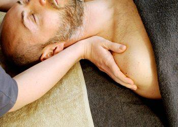 FOOT STOP - masaż klasyczny pleców 30 minut