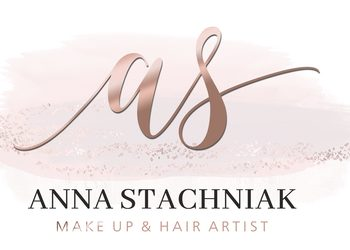 Anna Stachniak make up & hair artist