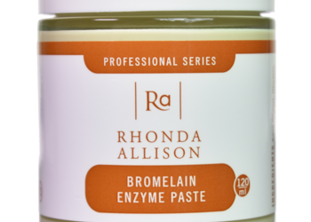Art of Cosmetology - rhonda allison bromelain enzyme peel