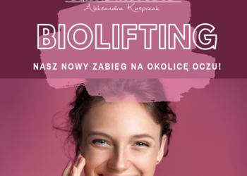 Oliskova Studio - biolifting- okolica oczu
