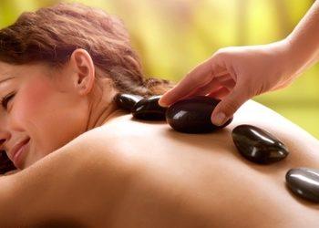 Gabinet masażu ILONA - hot stone masaż ciała 1h