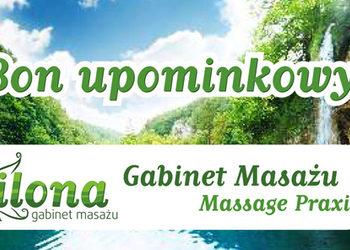 Gabinet masażu ILONA - chcesz kupić bon upominkowy ?